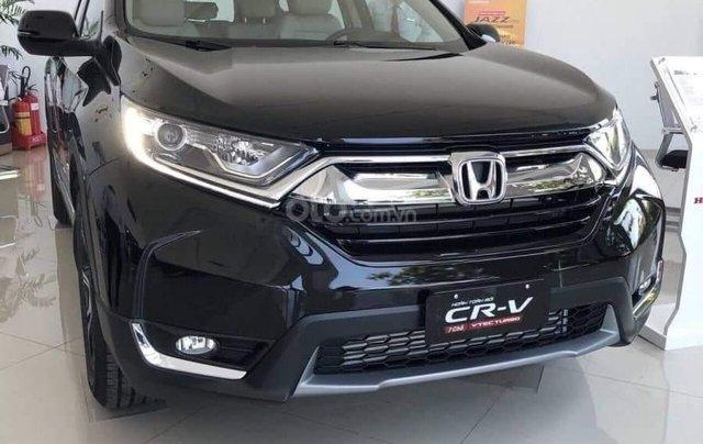 Honda CR-V 2020 siêu Hot giảm ngay 100% thuế trước bạ, xe đủ màu có sẵn giao ngay5