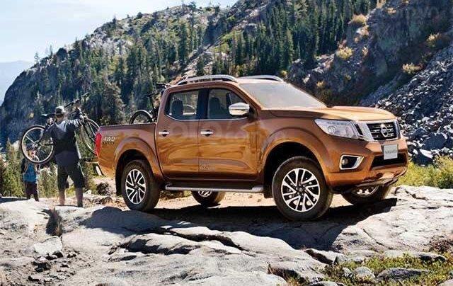 Cần bán Nissan Navara đời 2020, 609tr, ngân hàng hỗ trợ 80%0