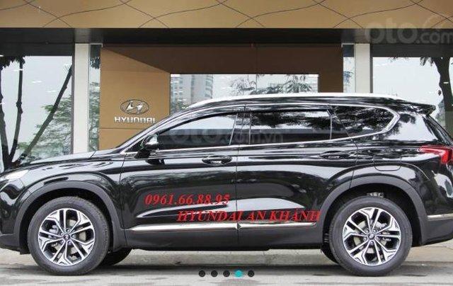 Hyundai Hà Nội giảm thêm 20tr cho Santa Fe 2020, trả góp đến 85% chỉ 250tr lấy xe, sẵn xe đủ bản đủ màu giao ngay1