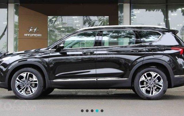 Hyundai Hà Nội giảm thêm 20tr cho Santa Fe 2020, trả góp đến 85% chỉ 250tr lấy xe, sẵn xe đủ bản đủ màu giao ngay0