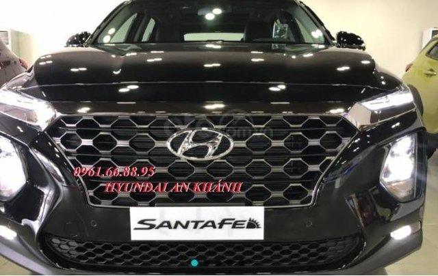 Hyundai Hà Nội giảm thêm 20tr cho Santa Fe 2020, trả góp đến 85% chỉ 250tr lấy xe, sẵn xe đủ bản đủ màu giao ngay3