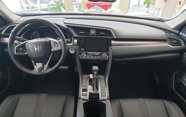 Honda Civic 2020 RS - Giảm ngay tiền mặt, lãi suất ưu đãi cùng quà tặng kèm theo. LH ngay để nhận ưu đãi6