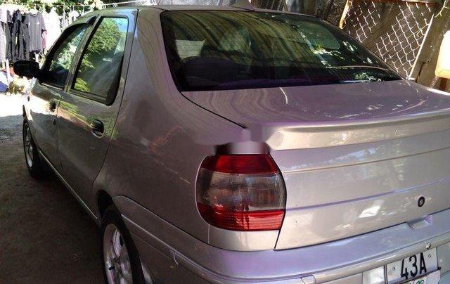 Cần bán Fiat Siena năm sản xuất 2001, màu bạc, giá chỉ 63 triệu2
