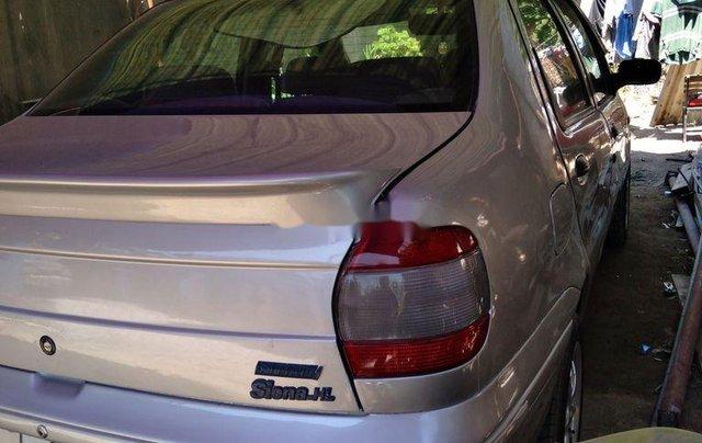 Cần bán Fiat Siena năm sản xuất 2001, màu bạc, giá chỉ 63 triệu3