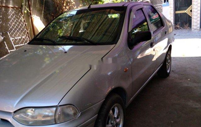 Cần bán Fiat Siena năm sản xuất 2001, màu bạc, giá chỉ 63 triệu0