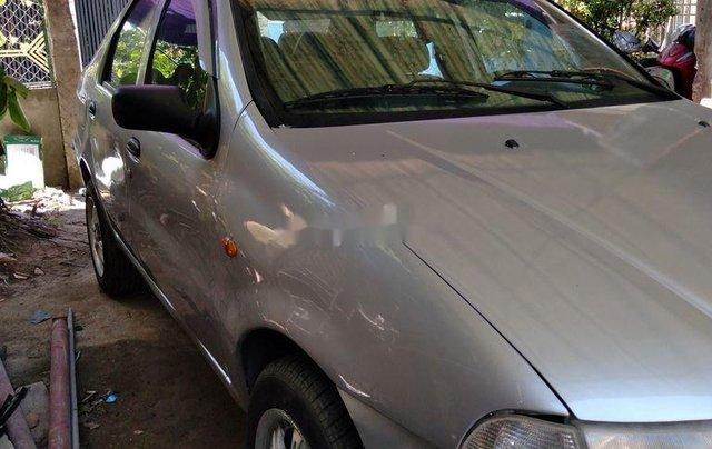 Cần bán Fiat Siena năm sản xuất 2001, màu bạc, giá chỉ 63 triệu4