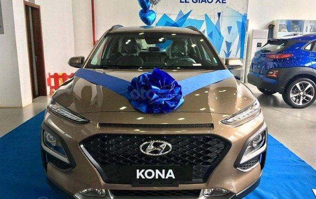Kona 2.0 số tự động tiêu chuẩn, lăn bánh 658tr - KM tháng 11, thanh toán 170tr nhận xe, hỗ trợ vay đến 80%