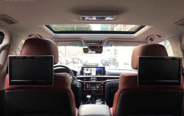 Xe chính chủ bán Lexus LX570 sx 2016 nhập khẩu Trung Đông, full option4