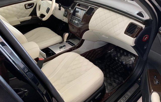 Hyundai Azera tự động nhập khẩu màu đen3