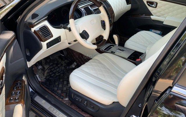 Hyundai Azera tự động nhập khẩu màu đen8
