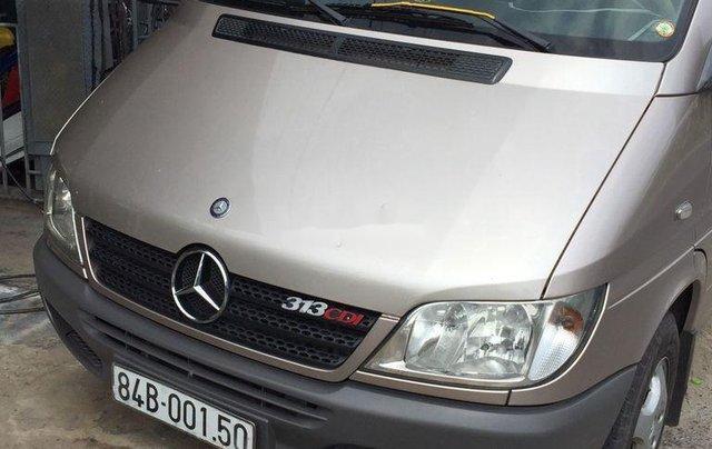 Cần bán Mercedes Sprinter năm 2011, màu bạc, nhập khẩu  0