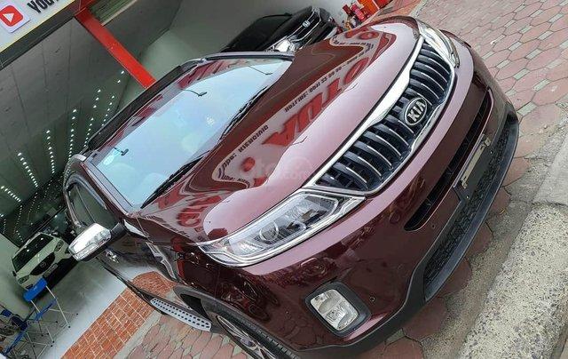 Cần bán xe Kia Sorento bản full 2.2 sản xuất 20187