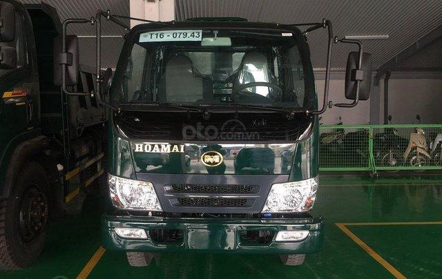 Kinh Môn Hải Dương bán xe Ben Hoa Mai Ben 3 tấn giá tốt nhất miền Bắc4