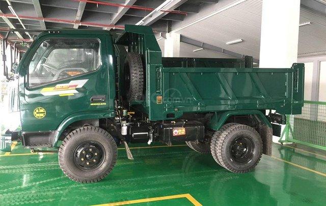 Kinh Môn Hải Dương bán xe Ben Hoa Mai Ben 3 tấn giá tốt nhất miền Bắc3