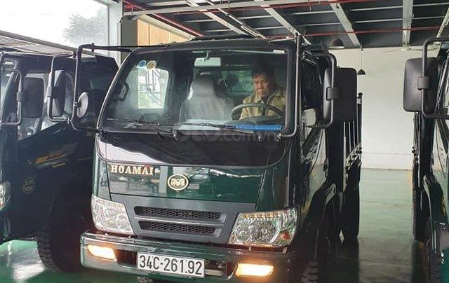 Kinh Môn Hải Dương bán xe Ben Hoa Mai Ben 3 tấn giá tốt nhất miền Bắc7