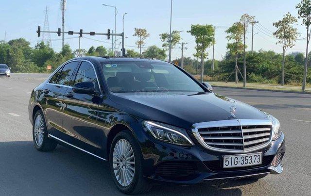 Bán Mercedes C250 Exclusive model 2016 bản có loa bun7
