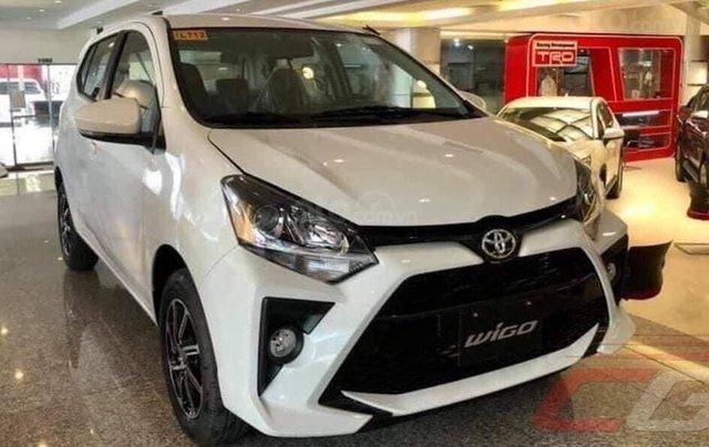 Toyota Wigo 2021 khuyến mãi tiền mặt - tặng phụ kiện- xe giao ngay1