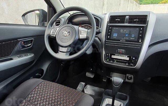 Toyota Wigo 2021 khuyến mãi tiền mặt - tặng phụ kiện- xe giao ngay3