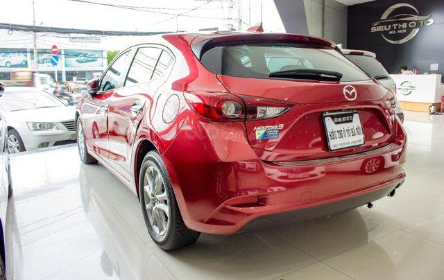 Bán Mazda 3 sản xuất năm 2017, xe gia đình, trả góp 5 năm chỉ từ 199 triệu4