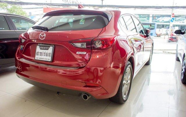 Bán Mazda 3 sản xuất năm 2017, xe gia đình, trả góp 5 năm chỉ từ 199 triệu3