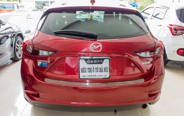 Bán Mazda 3 sản xuất năm 2017, xe gia đình, trả góp 5 năm chỉ từ 199 triệu2