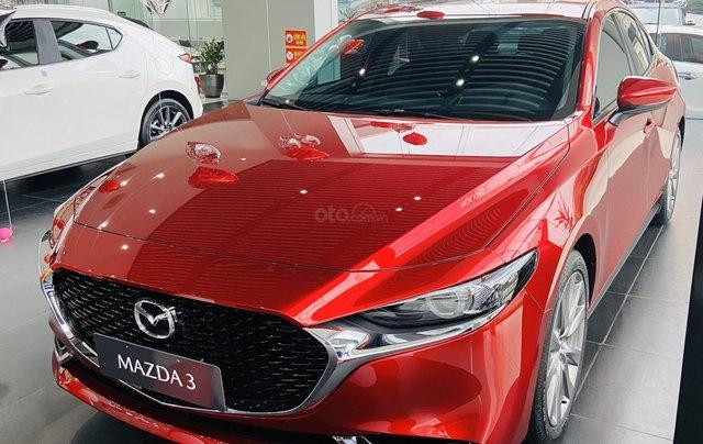 Mazda 3 All New - Giá ưu đãi lớn nhất bắc bộ - xe đủ màu giao ngay - hỗ trợ mua trả góp đến 85%1