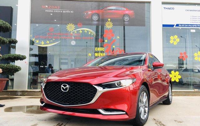 Mazda 3 All New - Giá ưu đãi lớn nhất bắc bộ - xe đủ màu giao ngay - hỗ trợ mua trả góp đến 85%0