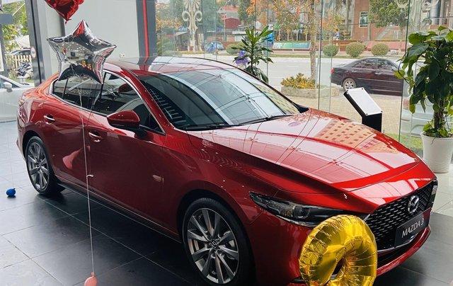 Mazda 3 All New - Giá ưu đãi lớn nhất bắc bộ - xe đủ màu giao ngay - hỗ trợ mua trả góp đến 85%2