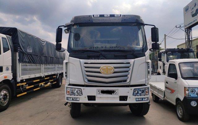 Xe tải Faw thùng dài giá tốt - Xe tải 8 tấn Faw thùng dài 9m70