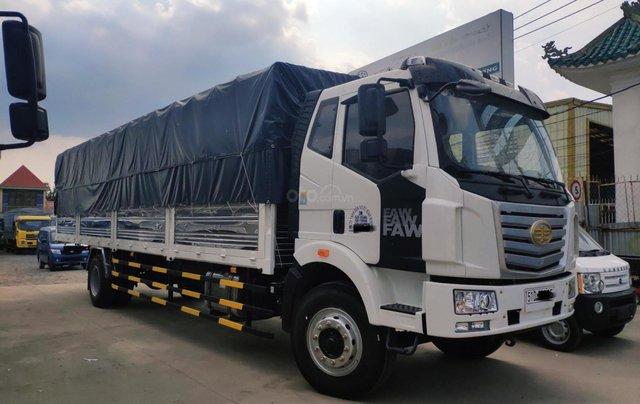 Xe tải Faw thùng dài giá tốt - Xe tải 8 tấn Faw thùng dài 9m71