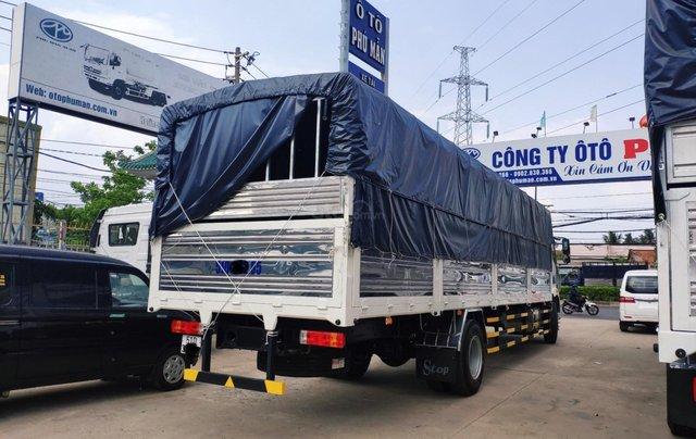 Xe tải Faw thùng dài giá tốt - Xe tải 8 tấn Faw thùng dài 9m72