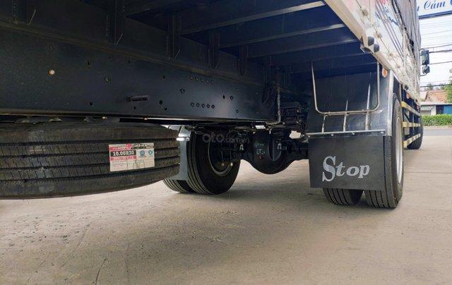 Xe tải Faw thùng dài giá tốt - Xe tải 8 tấn Faw thùng dài 9m77