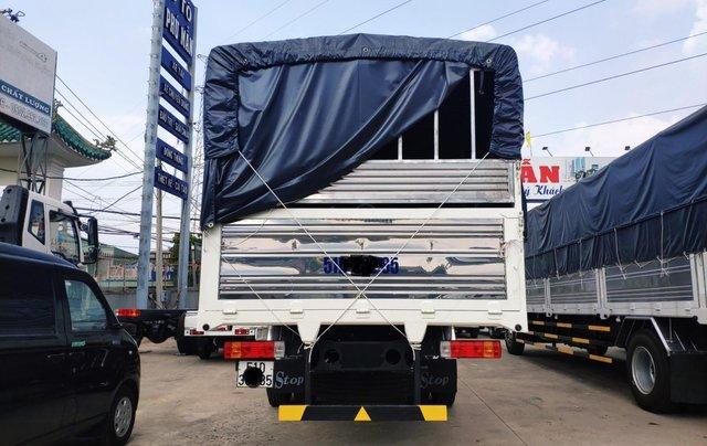 Xe tải Faw thùng dài giá tốt - Xe tải 8 tấn Faw thùng dài 9m78