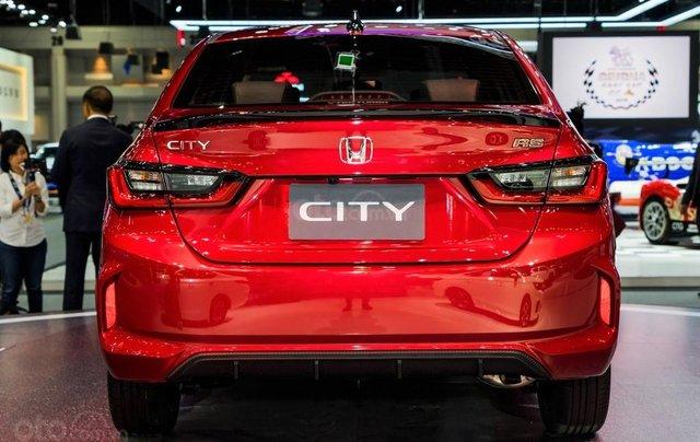 Honda City 2020 thế hệ mới sẽ về Việt Nam cuối năm nay?6