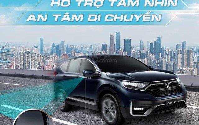 Honda CRV 2020 - khuyến mãi lên đến 100tr0