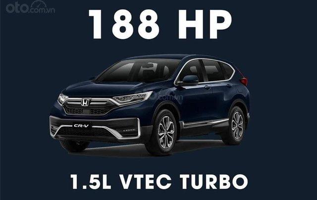 Honda CRV 2020 - khuyến mãi lên đến 100tr1