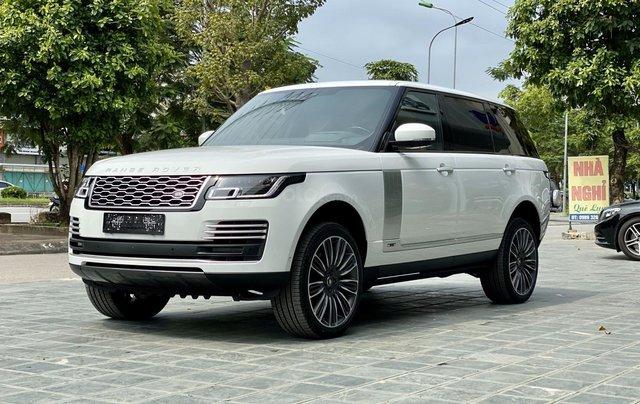 Cần bán - giá xe Range Rover Autobiography L 2020 màu trắng giá tốt1