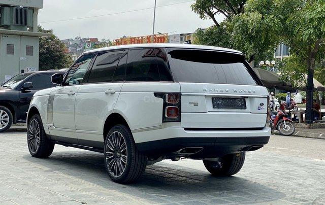 Cần bán - giá xe Range Rover Autobiography L 2020 màu trắng giá tốt5