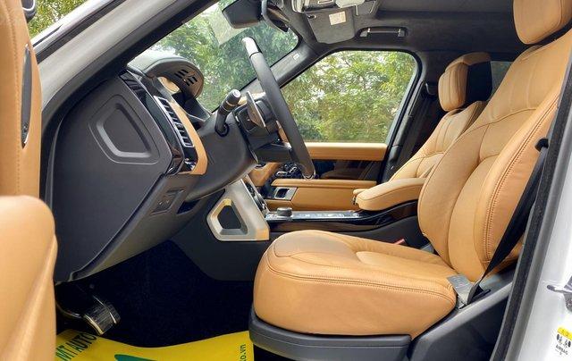 Cần bán - giá xe Range Rover Autobiography L 2020 màu trắng giá tốt8