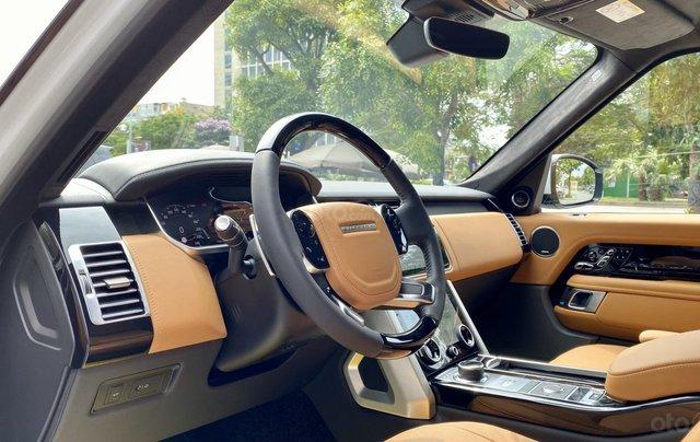 Cần bán - giá xe Range Rover Autobiography L 2020 màu trắng giá tốt9