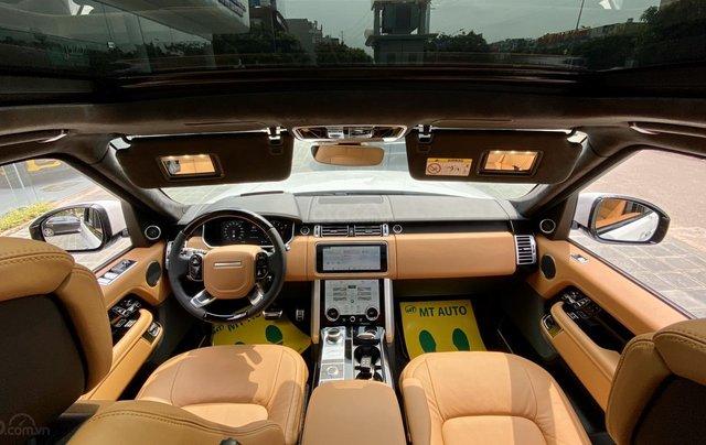 Cần bán - giá xe Range Rover Autobiography L 2020 màu trắng giá tốt10