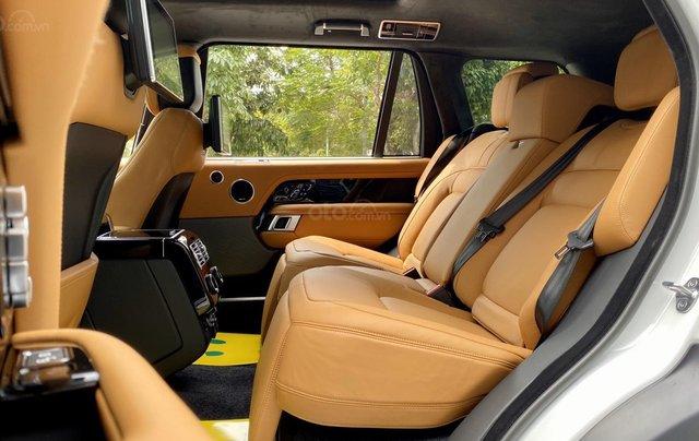 Cần bán - giá xe Range Rover Autobiography L 2020 màu trắng giá tốt11