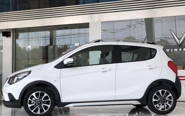 Bán xe VinFast Fadil sản xuất năm 2020, màu trắng, giá 372tr1