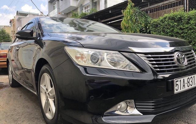 Bán Toyota Camry 2.5Q sx 2014, xe còn rất mới bao kiểm tra chất lượng xe tại hãng6