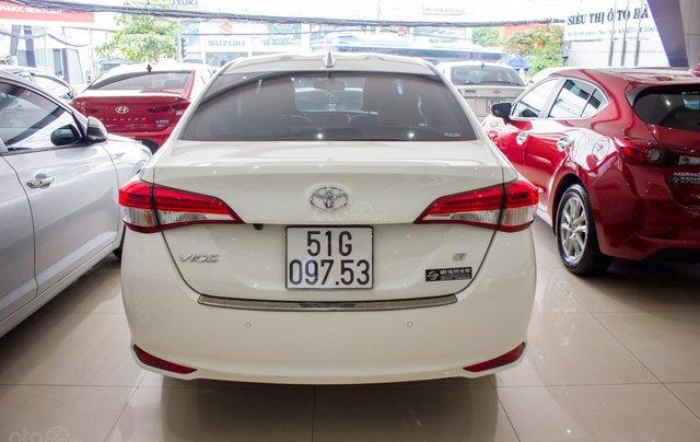 Toyota Vios 1.5G 2018, tự động, biển SG, siêu lướt 12.000km3