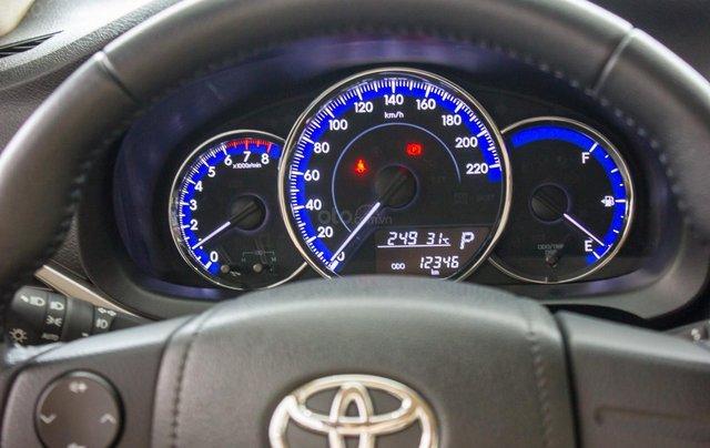 Toyota Vios 1.5G 2018, tự động, biển SG, siêu lướt 12.000km7