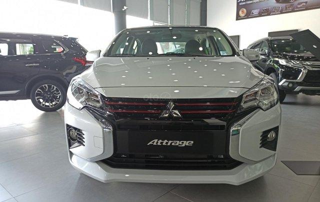 [Hot] Attrage được Mitsubishi tặng 50% thuế trước bạ, chỉ với 100 triệu có xe đi ngay0