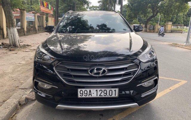 Bán ô tô Hyundai Santa Fe 2016, giá 890tr, nhanh tay liên hệ để rước em nó về nhé0