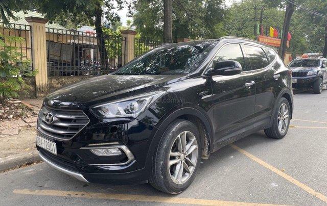 Bán ô tô Hyundai Santa Fe 2016, giá 890tr, nhanh tay liên hệ để rước em nó về nhé1