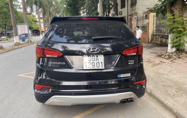 Bán ô tô Hyundai Santa Fe 2016, giá 890tr, nhanh tay liên hệ để rước em nó về nhé2